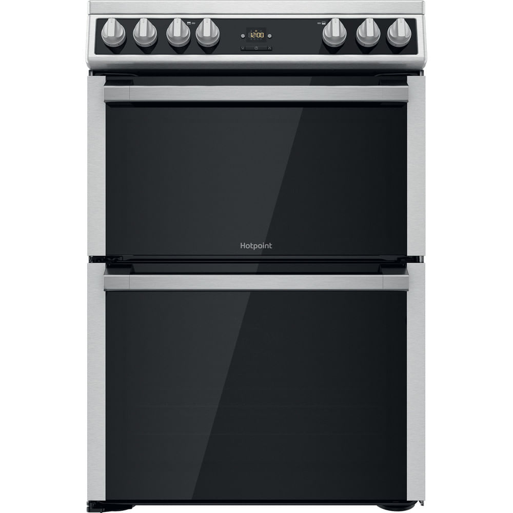 Hotpoint Double Cooker HDT67V9H2CX/UK : discover the specifications of our home appliances and bring the innovation into your house and family.