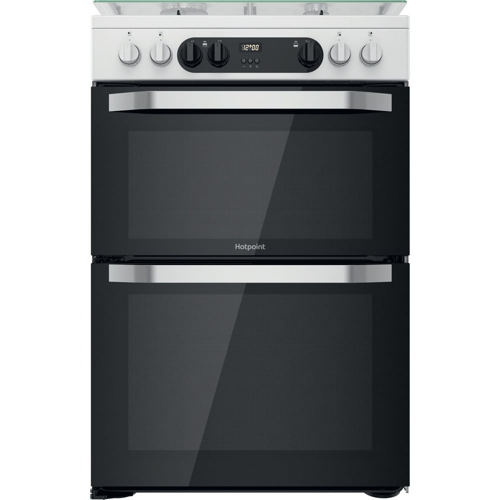 Hotpoint Double Cooker HDM67G9C2CW/UK : discover the specifications of our home appliances and bring the innovation into your house and family.