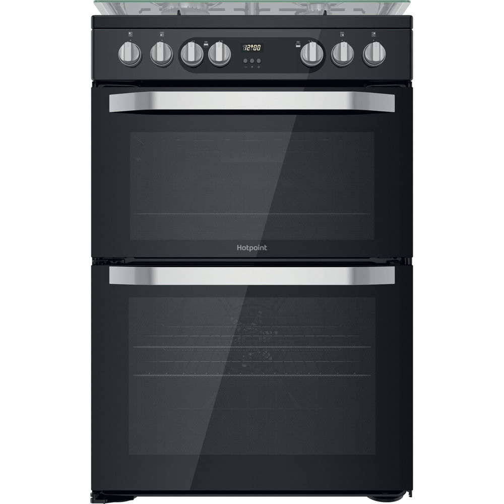 Hotpoint Double Cooker HDM67G9C2CB/UK : discover the specifications of our home appliances and bring the innovation into your house and family.