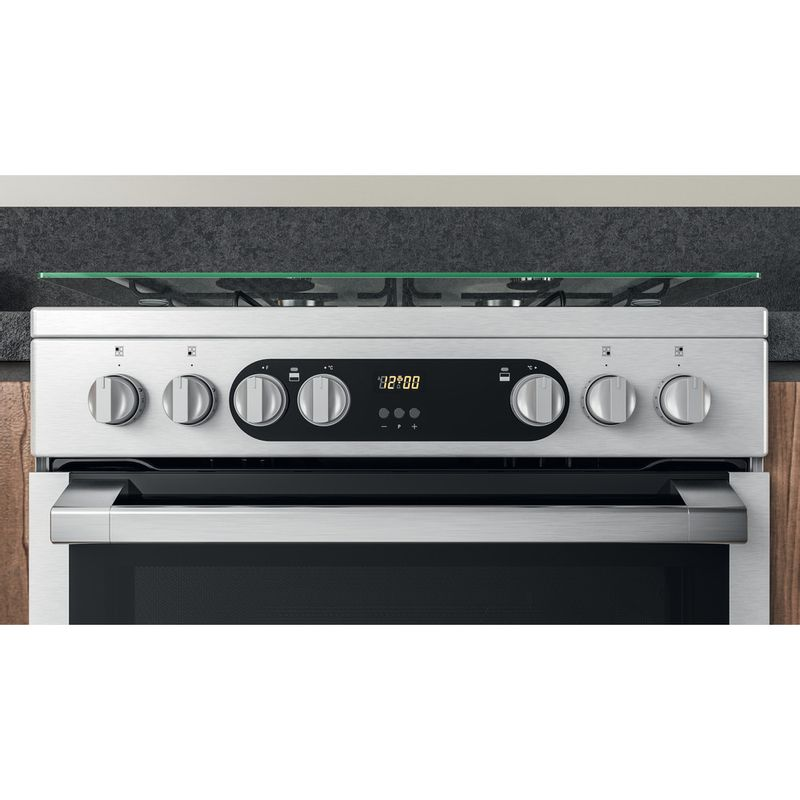 Hotpoint-Double-Cooker-HDM67G9C2CX-U-Inox-A-Lifestyle-control-panel