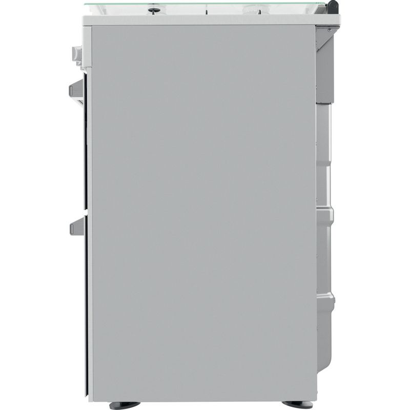 Hotpoint-Double-Cooker-HDM67G9C2CX-U-Inox-A-Back---Lateral