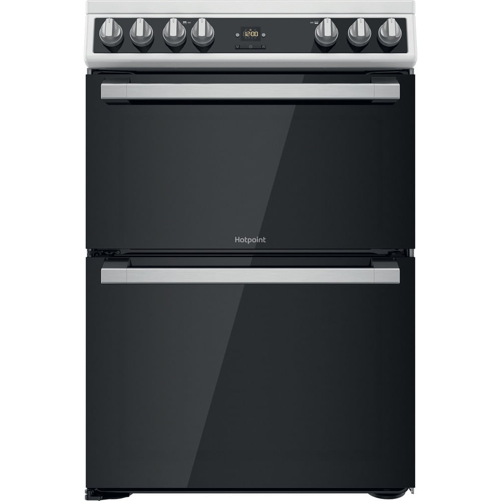 Hotpoint Double Cooker HDT67V9H2CW/UK : discover the specifications of our home appliances and bring the innovation into your house and family.