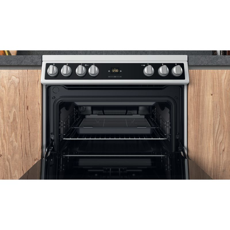 Hotpoint-Double-Cooker-HDT67V9H2CW-UK-White-A-Cavity