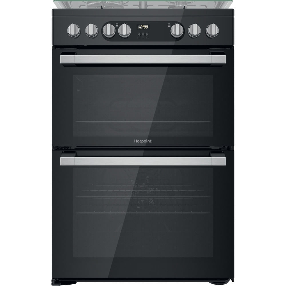 Hotpoint Double Cooker HDM67G9C2CSB/UK : discover the specifications of our home appliances and bring the innovation into your house and family.