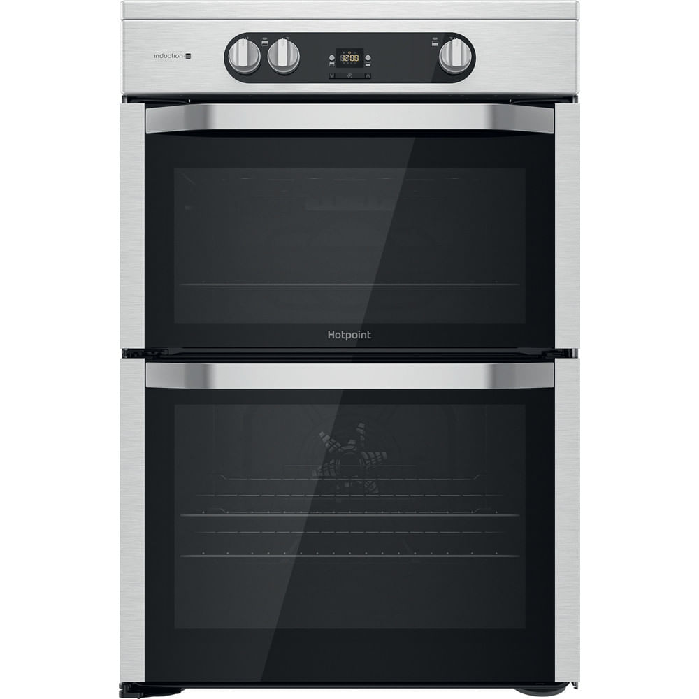 Hotpoint Double Cooker HDM67I9H2CX/UK : discover the specifications of our home appliances and bring the innovation into your house and family.
