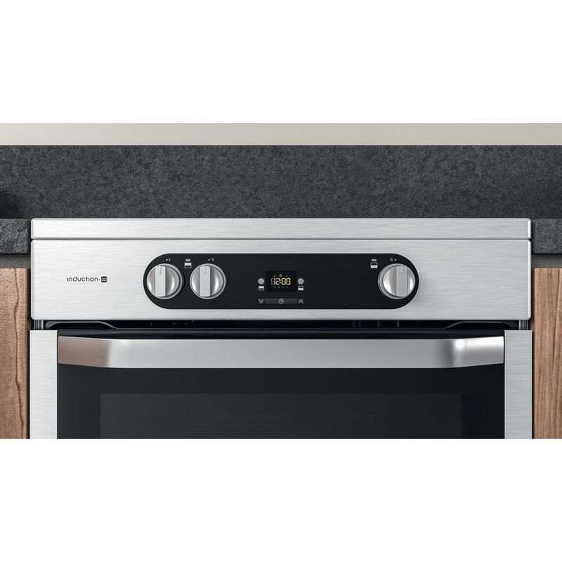 Hotpoint-Double-Cooker-HDM67I9H2CX-UK-Inox-A-Lifestyle-control-panel