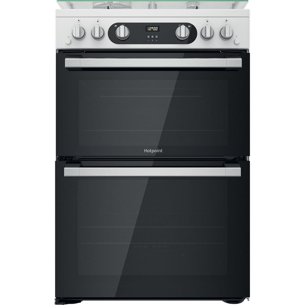 Hotpoint Double Cooker HD67G02CCW/UK : discover the specifications of our home appliances and bring the innovation into your house and family.