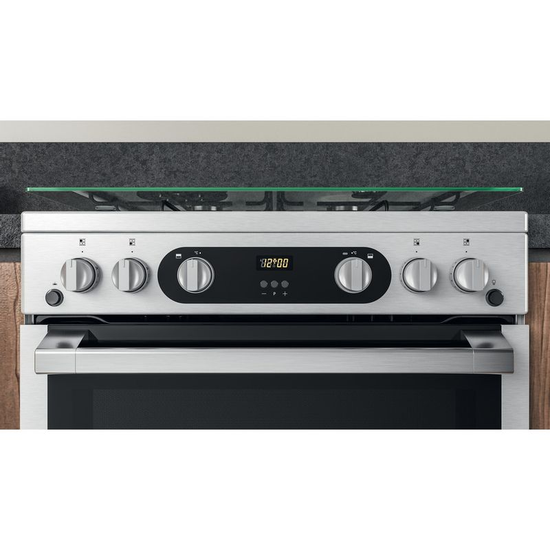 Hotpoint-Double-Cooker-HDM67G0C2CX-U-Inox-A--Lifestyle-control-panel