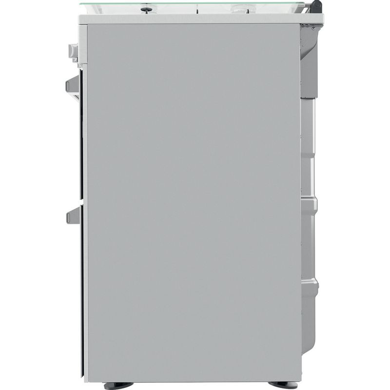 Hotpoint-Double-Cooker-HDM67G0C2CX-U-Inox-A--Back---Lateral