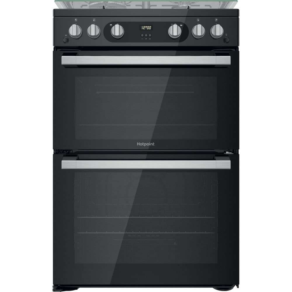 Hotpoint Double Cooker HDM67G0C2CB/UK : discover the specifications of our home appliances and bring the innovation into your house and family.