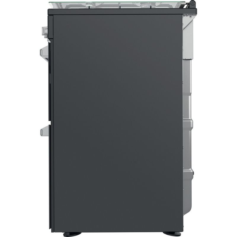 Hotpoint-Double-Cooker-HDM67G0C2CB-UK-Black-A--Back---Lateral