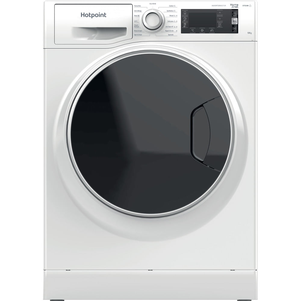 Hotpoint Freestanding Washing Machine NLLCD 1044 WD AW UK N : discover the specifications of our home appliances and bring the innovation into your house and family.