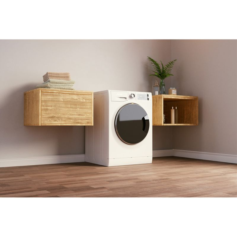 Hotpoint-Washing-machine-Free-standing-NLLCD-1044-WD-AW-UK-N-White-Front-loader-B-Lifestyle-perspective