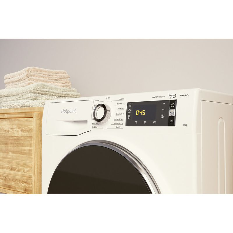 Hotpoint-Washing-machine-Free-standing-NLLCD-1044-WD-AW-UK-N-White-Front-loader-B-Lifestyle-control-panel