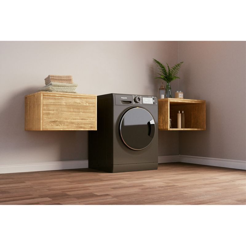 Hotpoint-Washing-machine-Free-standing-NLLCD-1064-DGD-AW-UK-N-Dark-Grey-Front-loader-C-Lifestyle-perspective