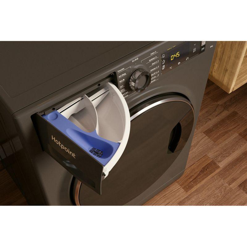 Hotpoint-Washing-machine-Free-standing-NLLCD-1064-DGD-AW-UK-N-Dark-Grey-Front-loader-C-Drawer