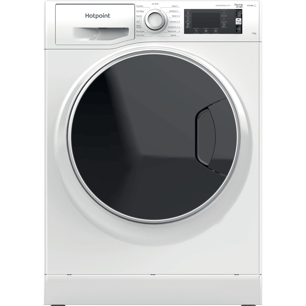 Hotpoint Freestanding Washing Machine NLCD 1164 D AW UK N : discover the specifications of our home appliances and bring the innovation into your house and family.