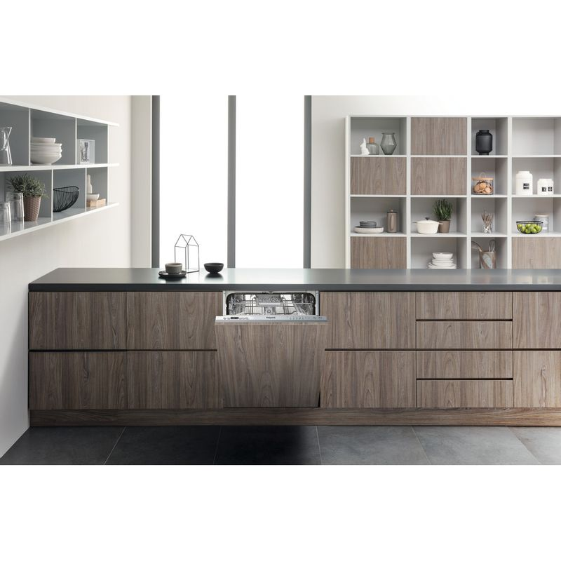 Hotpoint-Dishwasher-Built-in-HDIC-3B-26-C-W-UK-Full-integrated-E-Lifestyle-frontal