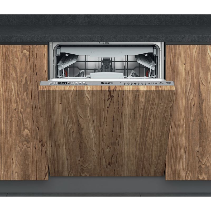 Hotpoint-Dishwasher-Built-in-HIO-3T241-WFEGT-UK-Full-integrated-C-Frontal