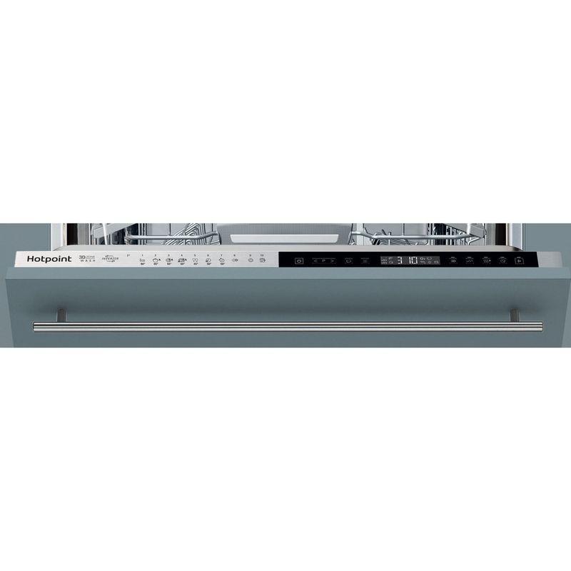 Hotpoint-Dishwasher-Built-in-HIP-4O539-WLEGT-UK-Full-integrated-B-Control-panel