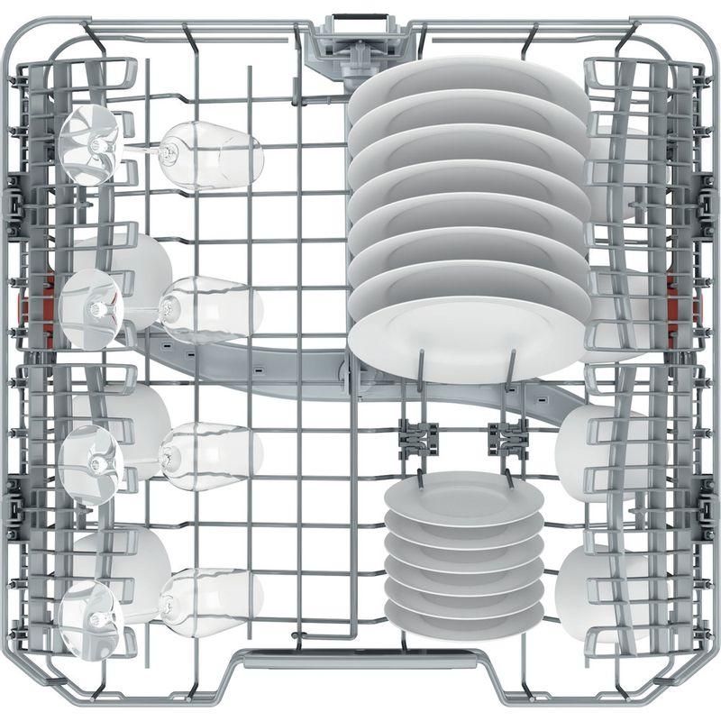 Hotpoint-Dishwasher-Built-in-HIP-4O539-WLEGT-UK-Full-integrated-B-Rack