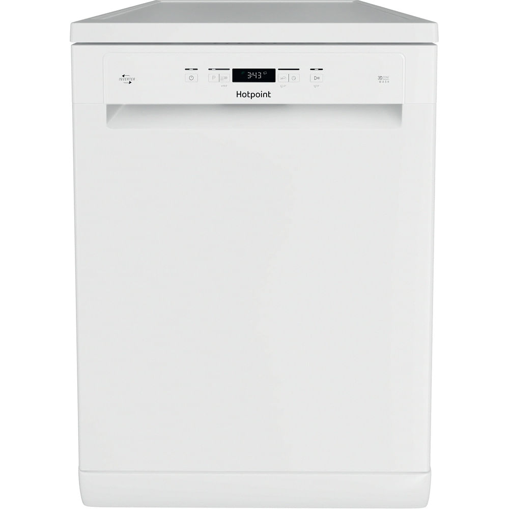 Hotpoint Freestanding Dishwasher HFC 3C32 FW UK : discover the specifications of our home appliances and bring the innovation into your house and family.