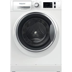 Hotpoint freestanding front loading washing machine: 10kg