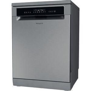 Hotpoint HFP 5O41 WLG X UK Dishwasher - Stainless Steel