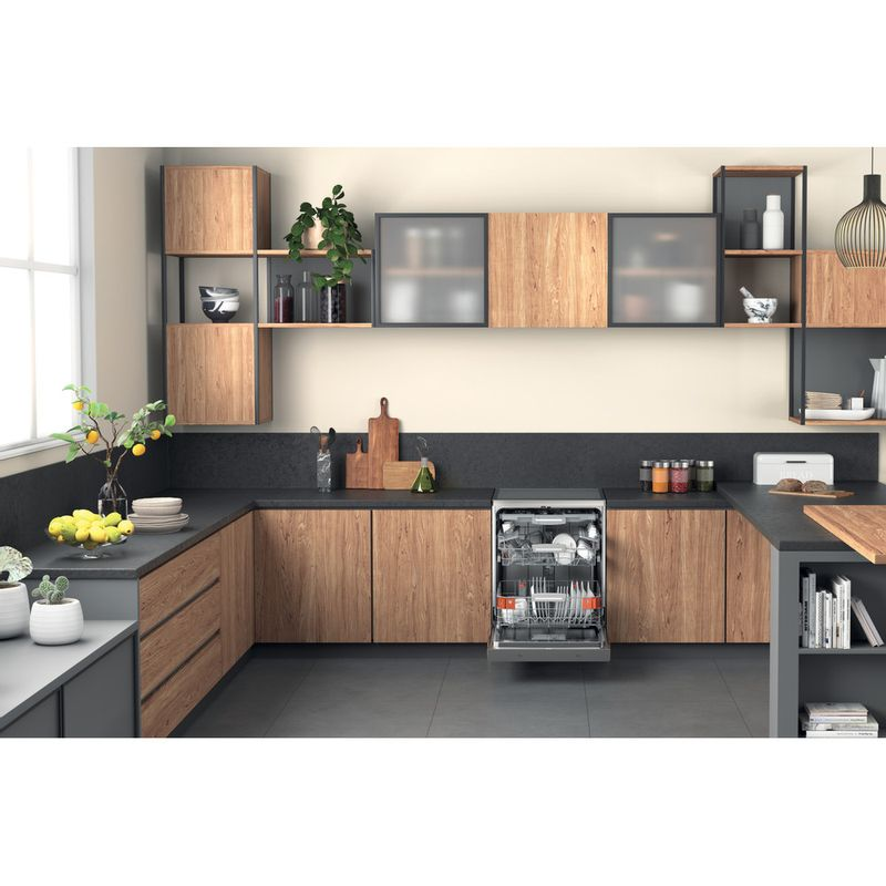 Hotpoint-Dishwasher-Free-standing-HFP-5O41-WLG--X-UK-Free-standing-C-Lifestyle-frontal-open