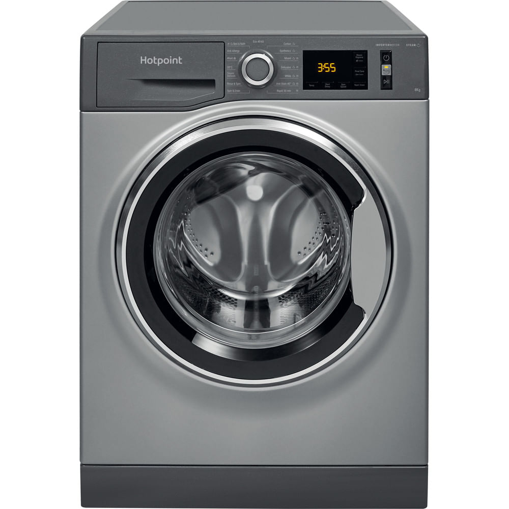 Hotpoint Freestanding Washing Machine NM11 844 GC A UK N : discover the specifications of our home appliances and bring the innovation into your house and family.