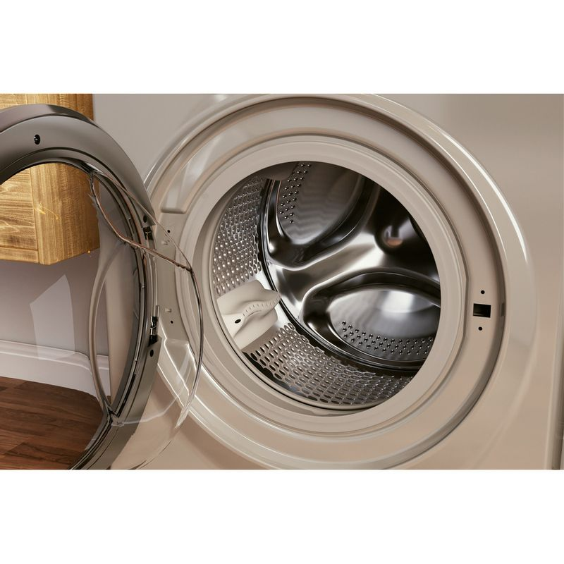 Hotpoint-Washing-machine-Free-standing-NM11-844-GC-A-UK-N-Graphite-Front-loader-B-Drum