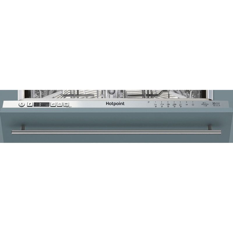 Hotpoint-Dishwasher-Built-in-HIC-3C33-CWE-UK-Full-integrated-D-Control-panel