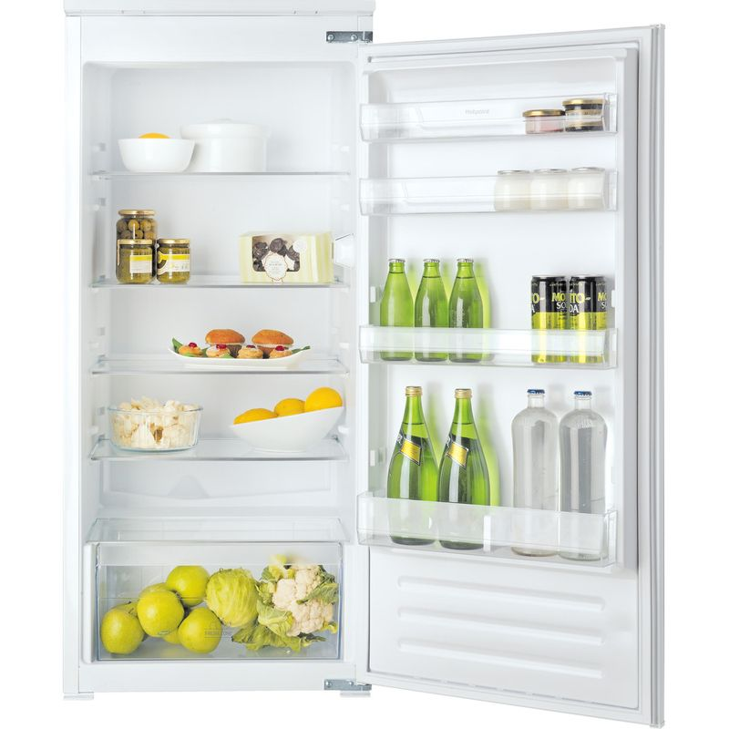 Hotpoint-Refrigerator-Built-in-HS-12-A1-D.UK-1-Inox-Frontal-open