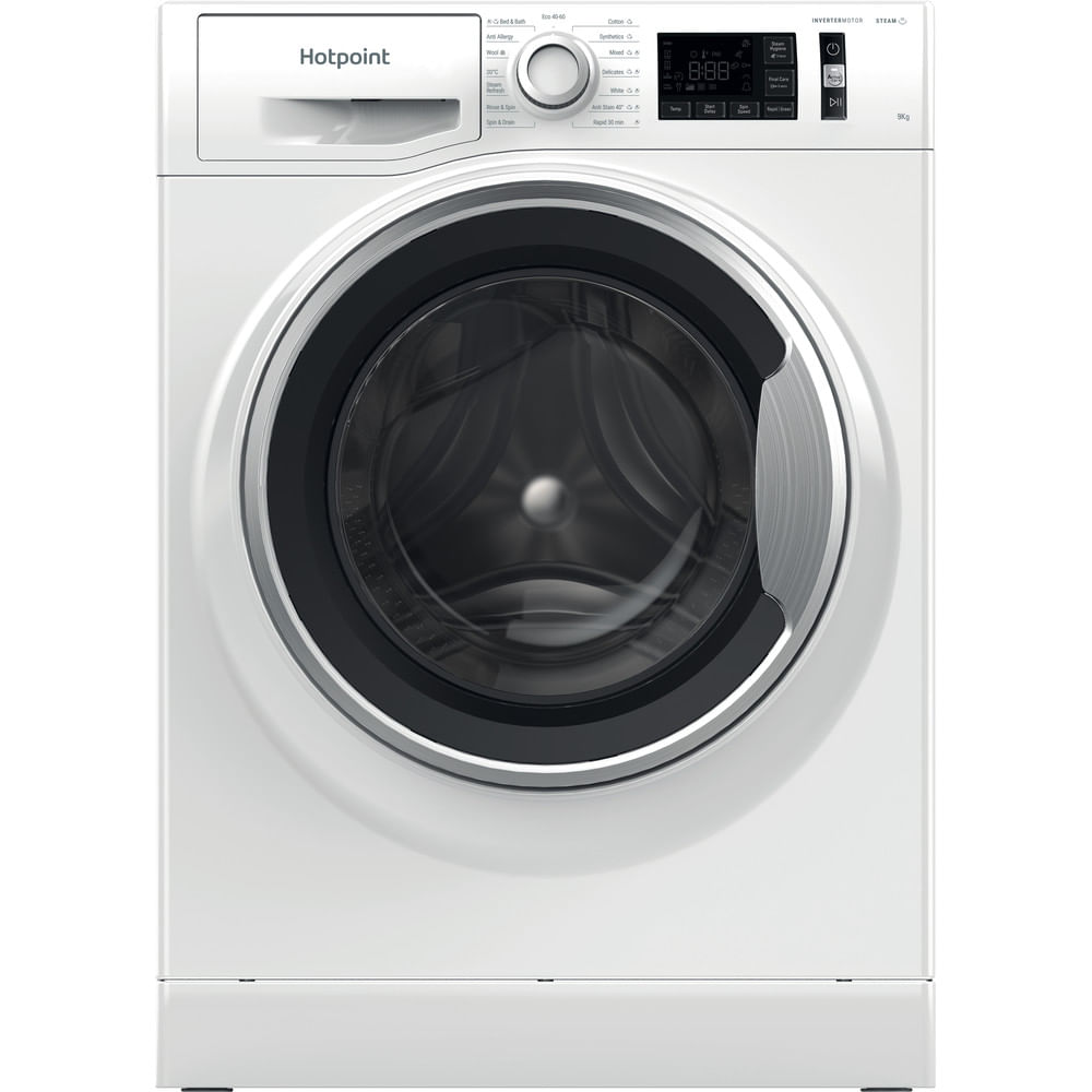 Hotpoint Freestanding Washing Machine NM11 945 WS A UK N : discover the specifications of our home appliances and bring the innovation into your house and family.