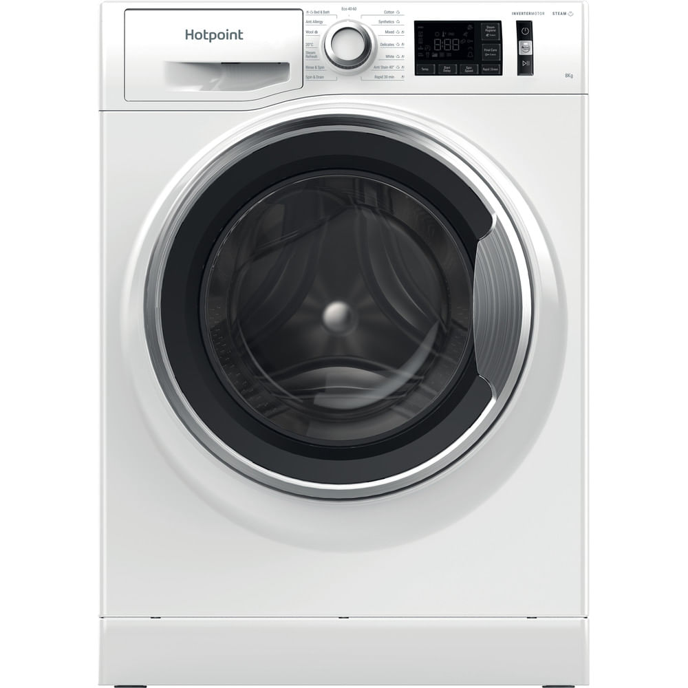 Hotpoint Freestanding Washing Machine NM11 844 WC A UK N : discover the specifications of our home appliances and bring the innovation into your house and family.