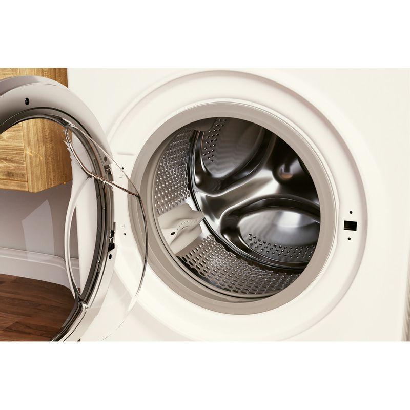 Hotpoint-Washing-machine-Free-standing-NM11-844-WC-A-UK-N-White-Front-loader-B-Drum