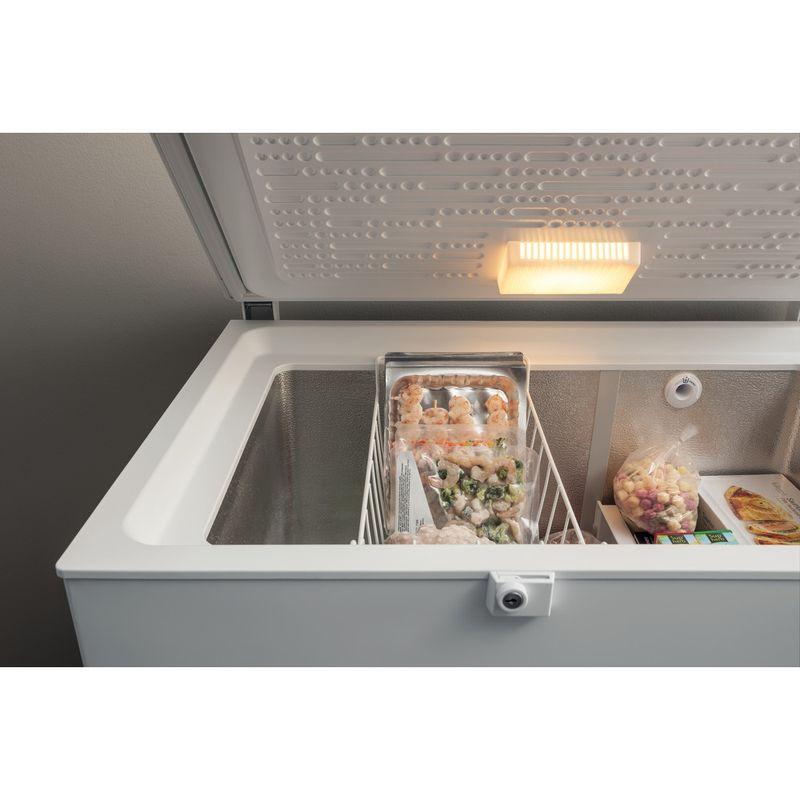 Hotpoint-Freezer-Free-standing-CS1A-300-H-FA-1-White-Drawer