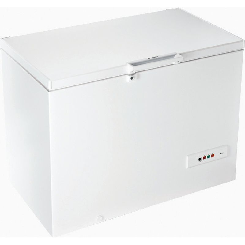 Hotpoint-Freezer-Free-standing-CS1A-300-H-FA-1-White-Perspective