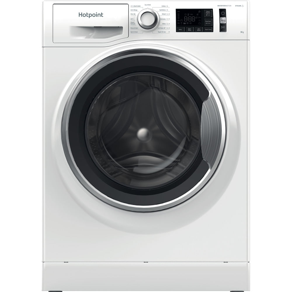Hotpoint Freestanding Washing Machine NM11 945 WC A UK N : discover the specifications of our home appliances and bring the innovation into your house and family.