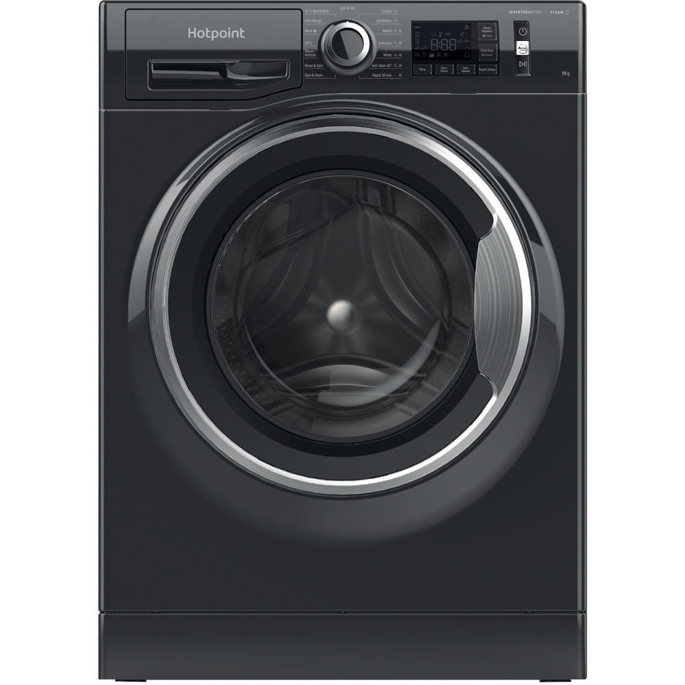 Hotpoint Freestanding Washing Machine NM11 945 BC A UK N : discover the specifications of our home appliances and bring the innovation into your house and family.