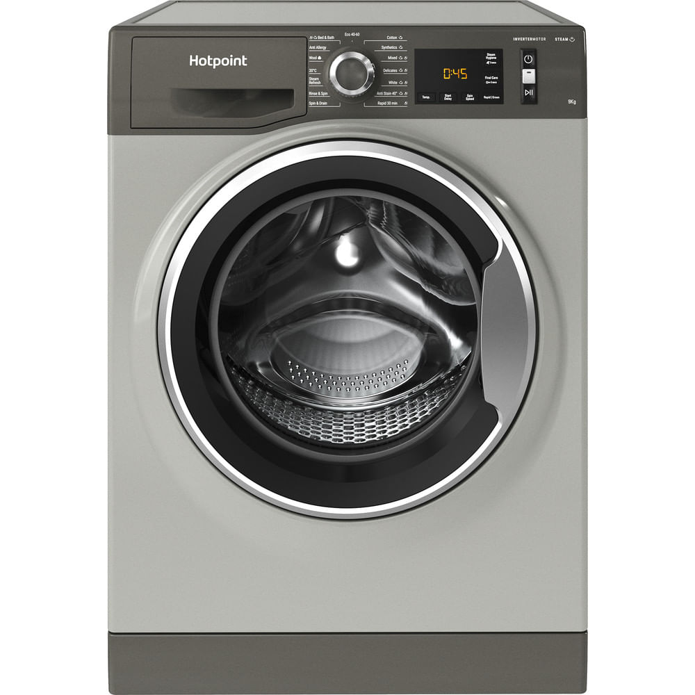 Hotpoint Freestanding Washing Machine NM11 945 GC A UK N : discover the specifications of our home appliances and bring the innovation into your house and family.
