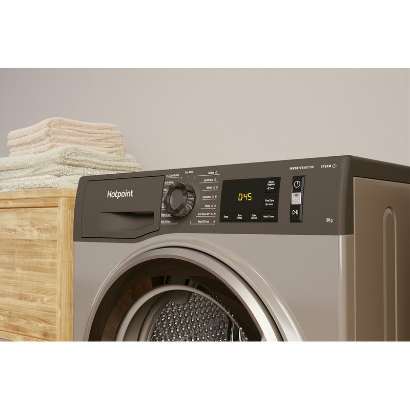 Hotpoint-Washing-machine-Free-standing-NM11-945-GC-A-UK-N-Graphite-Front-loader-B-Lifestyle-control-panel