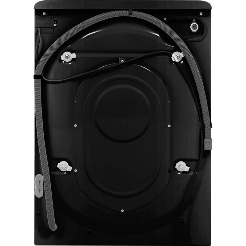 Hotpoint-Washing-machine-Free-standing-NM11-964-BC-A-UK-N-Black-Front-loader-C-Back---Lateral