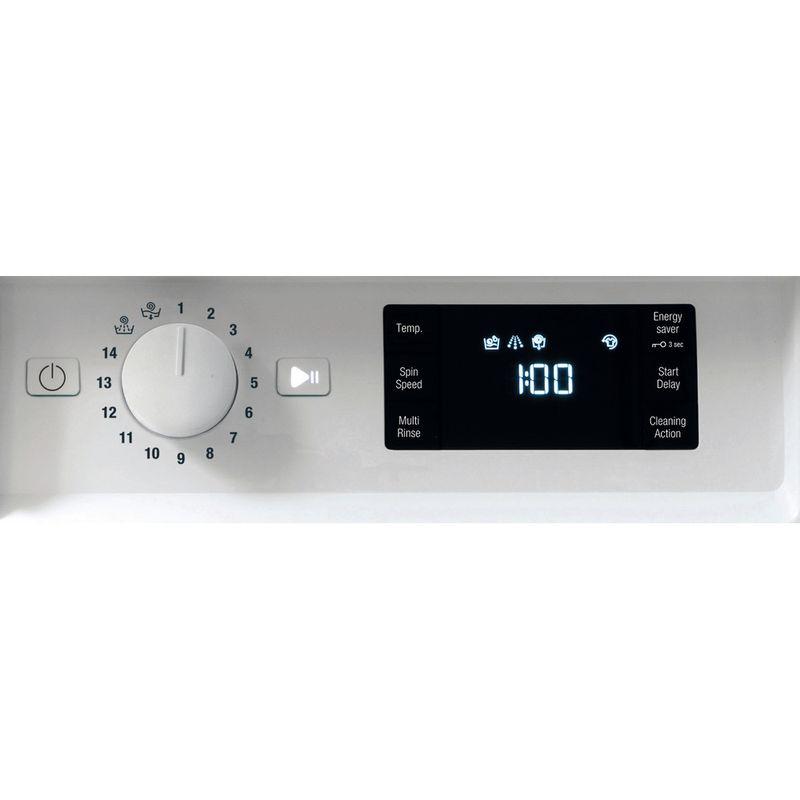 Hotpoint-Washing-machine-Built-in-BI-WMHG-71483-UK-N-White-Front-loader-D-Control-panel