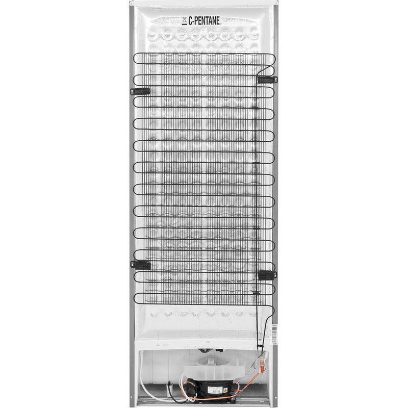 Hotpoint-Fridge-Freezer-Free-standing-NFFUD-191-X-1-Optic-Inox-2-doors-Back---Lateral
