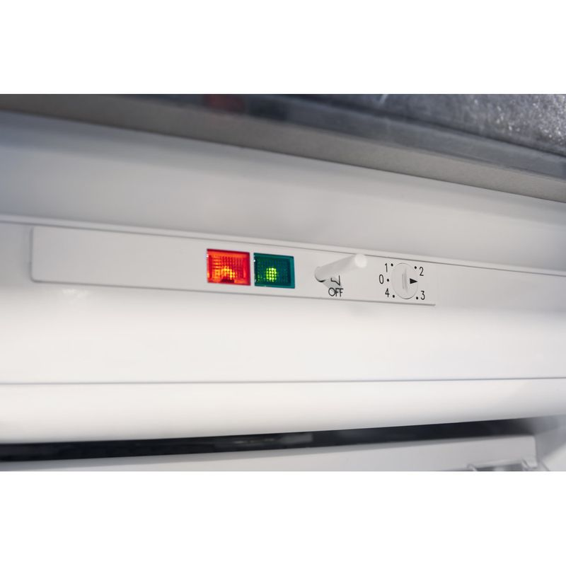 Hotpoint-Freezer-Built-in-HZ-A1.UK-1-Steel-Control-panel