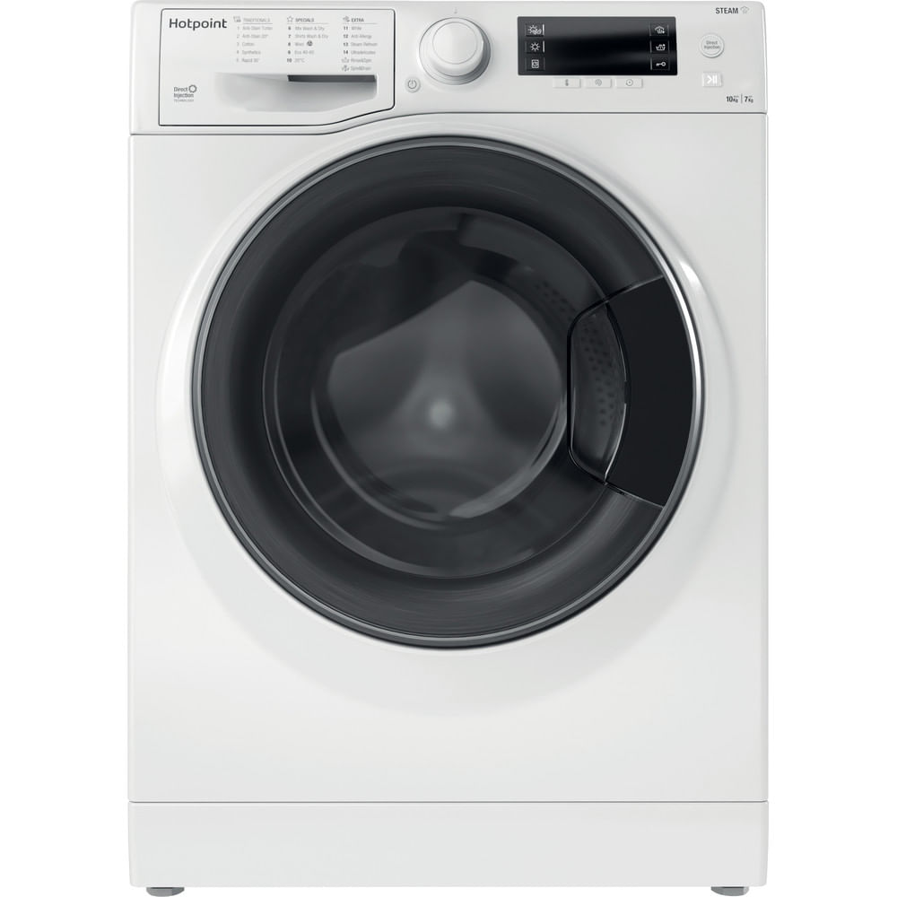 Hotpoint Freestanding Washer Dryer RD 1076 JD UK N : discover the specifications of our home appliances and bring the innovation into your house and family.