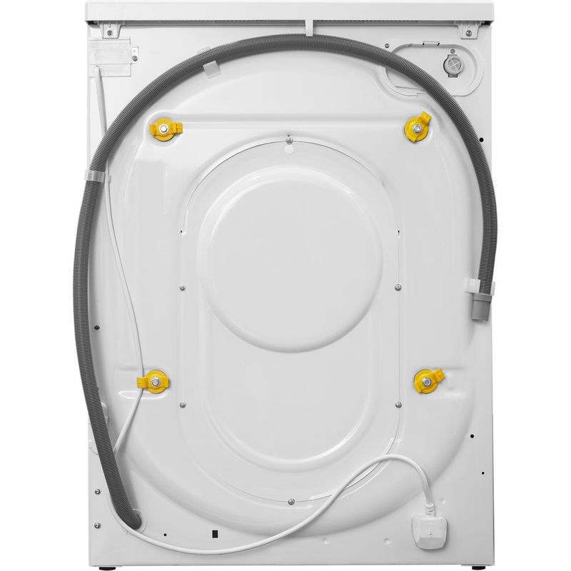 Hotpoint-Washer-dryer-Free-standing-RD-1076-JD-UK-N-White-Front-loader-Back---Lateral