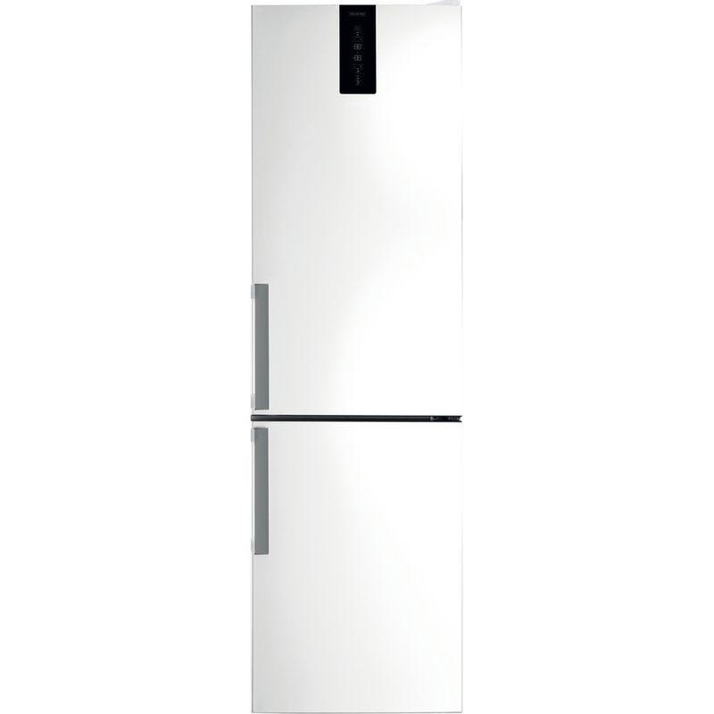 Hotpoint-Fridge-Freezer-Free-standing-H7NT-911T-W-H-1-Mirror-Inox-2-doors-Frontal
