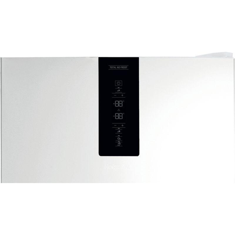 Hotpoint-Fridge-Freezer-Free-standing-H7NT-911T-W-H-1-Mirror-Inox-2-doors-Control-panel